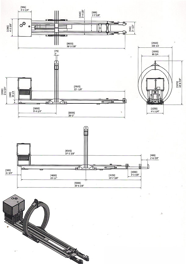 Cevisa Bevelling Machines And Bevelling Equipment Plate